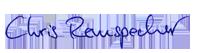 Chris Remspecher Signature