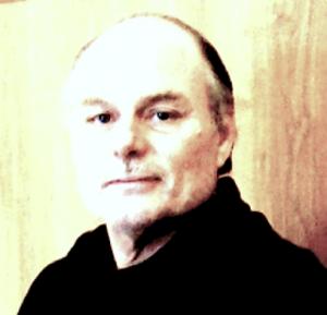 Portrait of world champion Peter Ralston