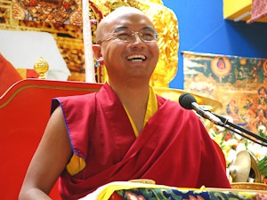 Mingyur Rinpoche