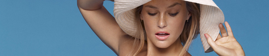 Bar Refaeli&#039;s blog header