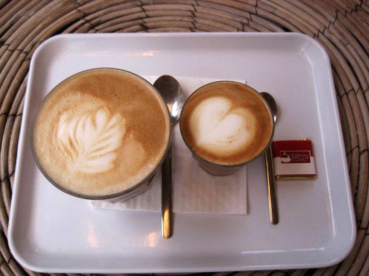 Latte, Cappucino and more!