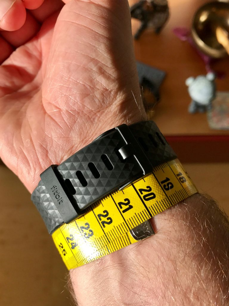 "Picture for the blog post ""why I changed from jawbone up3 to fitbit charge 2"" by Chris Remspecher."